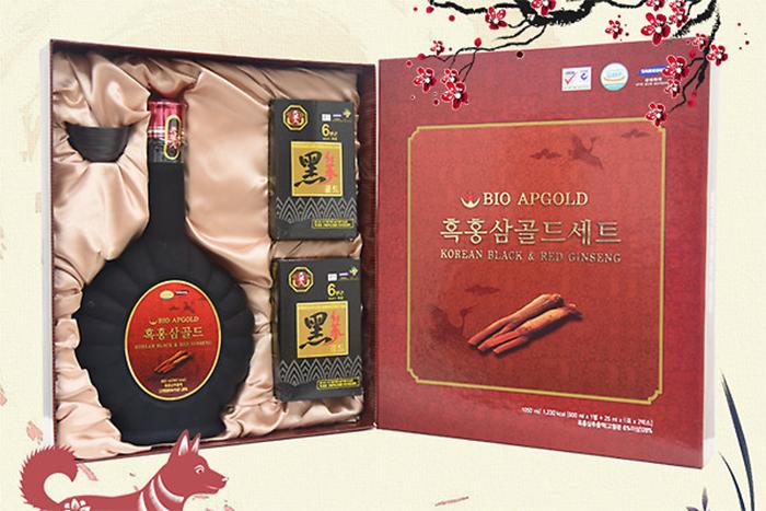 Tinh chất hắc sâm 900ml   Hắc sâm Hàn Quốc